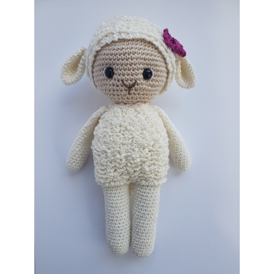Haakpatroon Little Lamb