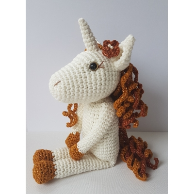 Haakpatroon Emma Unicorn